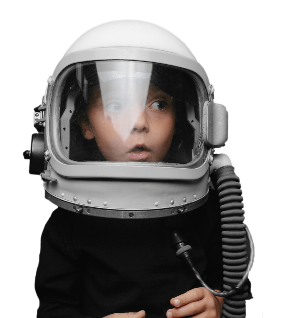 small-child-ASTROwants-to-fly-an-in-space-wearing-an-astronaut-helmet-(2)